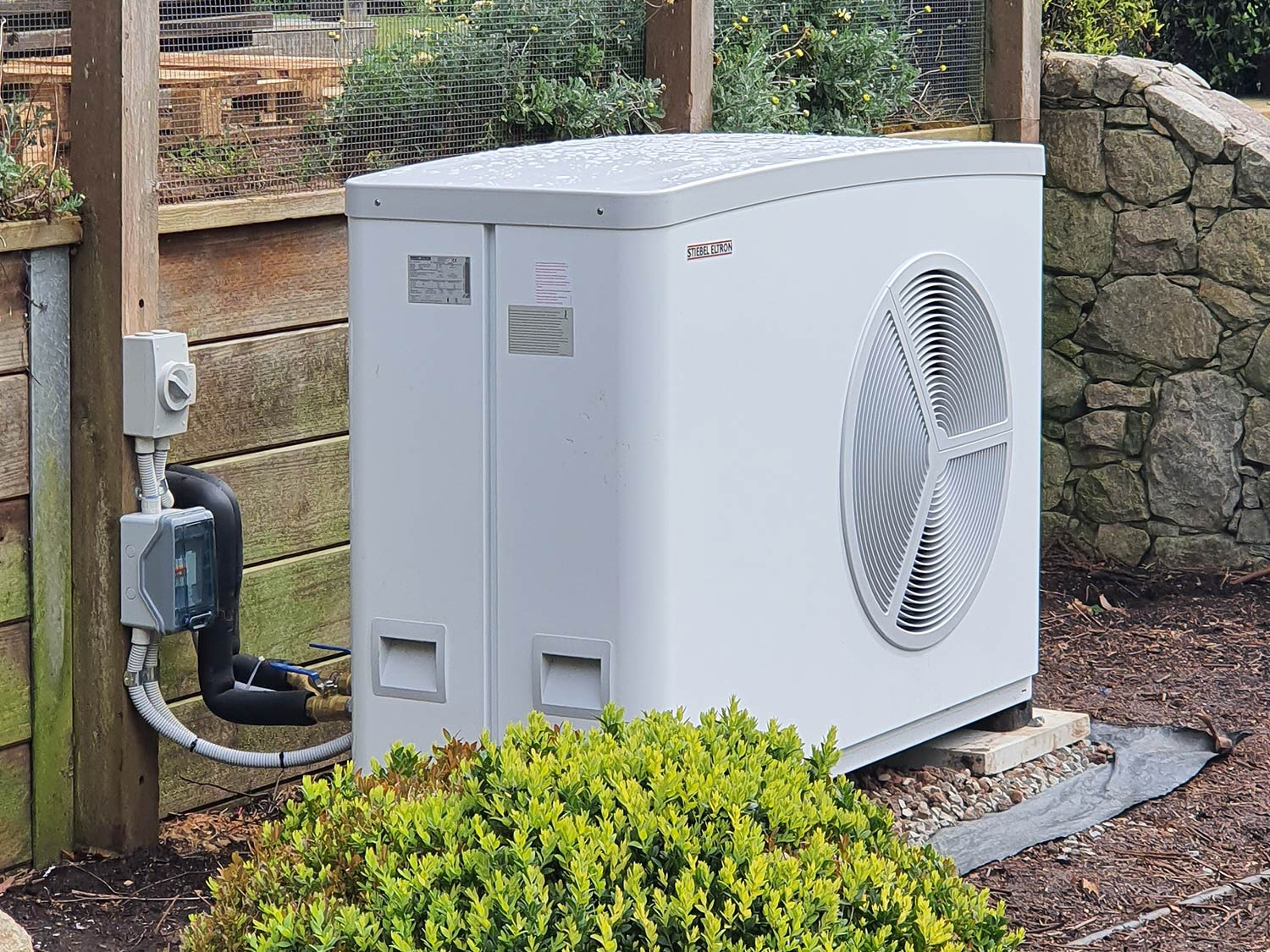 Stiebel Eltron Air Sourced Heatpump